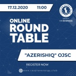 ONLINE ROUND TABLE – 17.12.2020