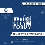 Online Baku City Forum – 25.11.2020
