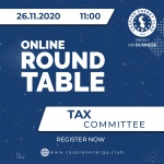 ONLINE ROUND TABLE – 26.11.2020