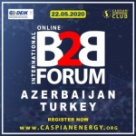 ONLINE B2B AZERBAIJAN – TURKEY FORUM – 22.05.2020