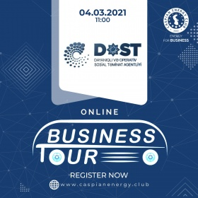 Online Business Tour - 04.03.2021