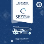 ONLINE BUSINESS TOUR - 27.10.2020